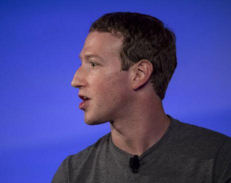 Mark Zuckerberg: Hon 99% noi dung tren Facebook la that - Anh 1