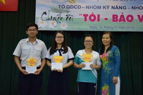 Buoi hoc GDCD 3 tieng khong mot hoc tro ngu gat - Anh 13