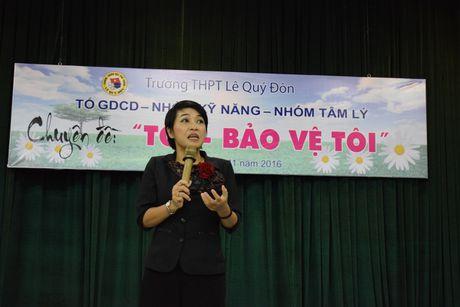 Buoi hoc GDCD 3 tieng khong mot hoc tro ngu gat - Anh 5