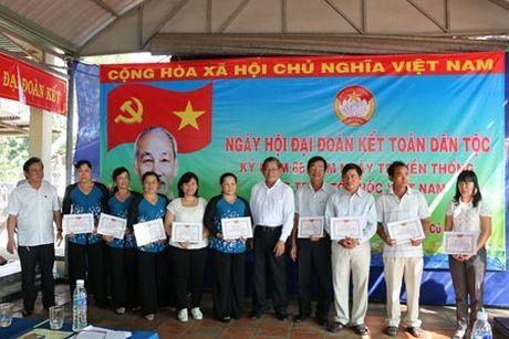 Ap Trung Viet to chuc Ngay hoi Dai doan ket - Anh 2