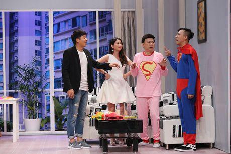Ngo Kien Huy dinh chinh van di hat khi Truong Giang mia mai - Anh 4