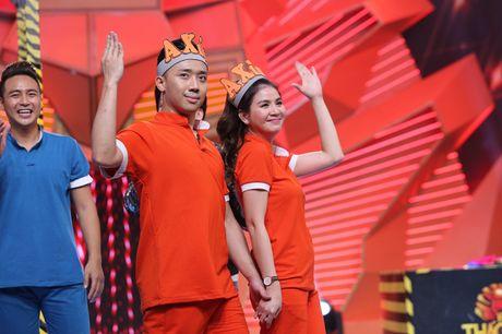 Ngo Kien Huy dinh chinh van di hat khi Truong Giang mia mai - Anh 9