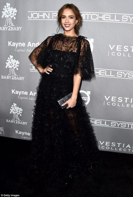 Miranda Kerr noi bat giua dan sao Hollywood - Anh 5