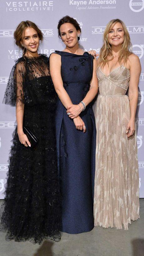 Miranda Kerr noi bat giua dan sao Hollywood - Anh 6