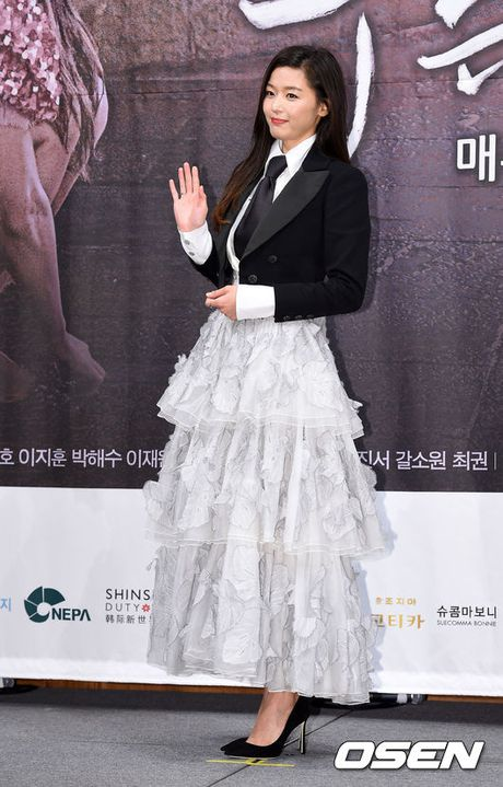 Jun Ji Hyun mac ruom ra ben Lee Min Ho - Anh 3