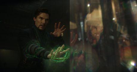 'Doctor Strange' chua co doi thu tai phong ve Bac My - Anh 1