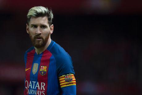 Tuong lai Messi lai khien the gioi xon xao - Anh 1
