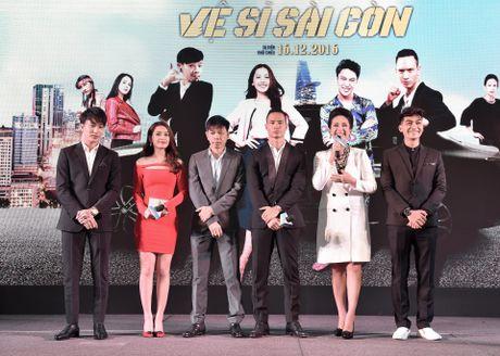 Truong Ngoc Anh den hop bao mung sinh nhat ban trai Kim Ly - Anh 4