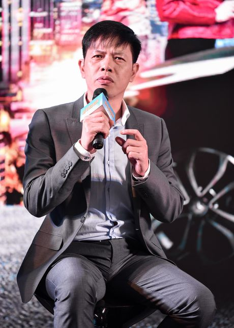 Truong Ngoc Anh den hop bao mung sinh nhat ban trai Kim Ly - Anh 6