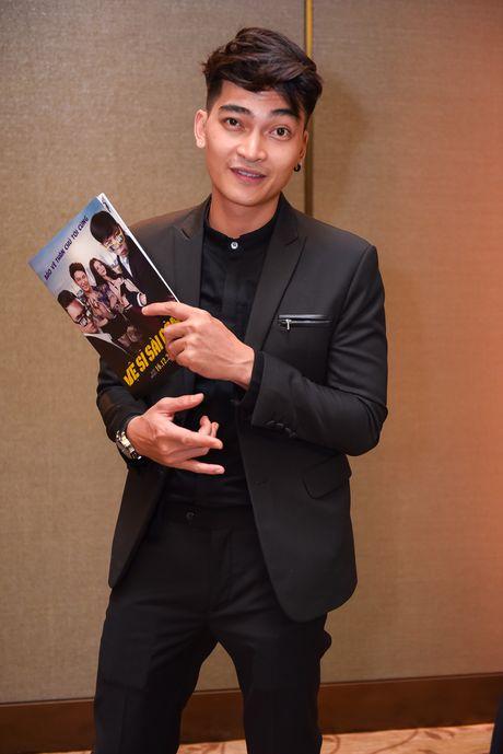 Truong Ngoc Anh den hop bao mung sinh nhat ban trai Kim Ly - Anh 9