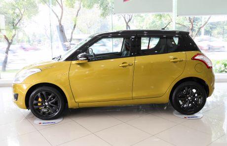 Chi tiet Suzuki Swift dac biet gia 609 trieu tai Viet Nam - Anh 3