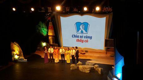 Chia se thay co 2016: Nhung cau chuyen xuc dong dua con chu toi dao xa - Anh 3