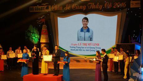 Chia se thay co 2016: Nhung cau chuyen xuc dong dua con chu toi dao xa - Anh 4