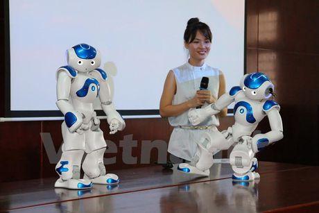 Truong dai hoc Viet Nam dua robot vao giang day, nghien cuu; Vi tri dep de nguoi Viet ngam sieu trang the ky - Anh 1
