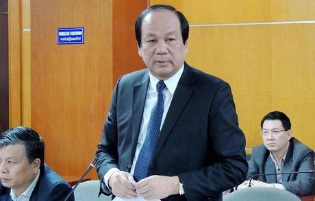 Bo Cong thuong rut kinh nghiem sau sac cong tac can bo - Anh 1
