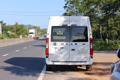 Xu ly xe 'tra hinh': CSGT Hue quyet liet, Da Nang cho 'chuyen de' - Anh 2