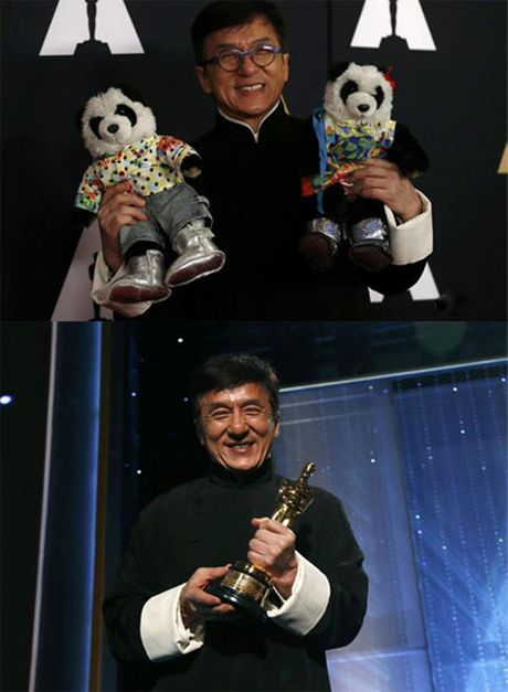 Thanh Long vui vi nhan Oscar sau nhieu lan 'nga gay xuong' - Anh 1