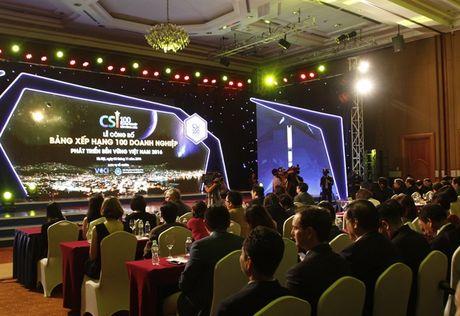 Dekalb Viet Nam lot Top 100 doanh nghiep phat trien ben vung 2016 - Anh 1