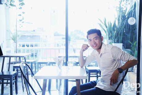 'Co gai bi mat' cua A quan SYTYCD Quang Dang - Anh 1