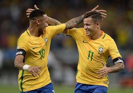 'Phu thuy nho' Coutinho: Tu nguoi thua cua Inter cho toi ngoi sao tai DT Brazil - Anh 6