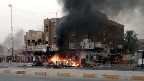 Iraq: Danh bom lieu chet lam 6 nguoi thiet mang - Anh 1