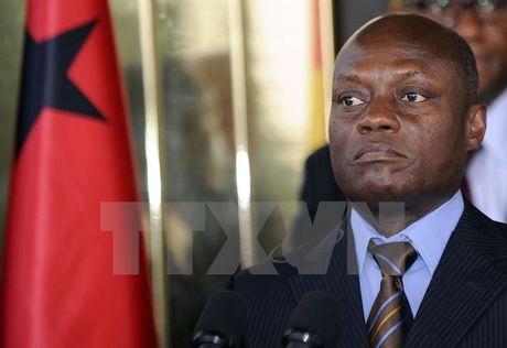 Tong thong Guinea Bissau tuyen bo se giai tan chinh phu - Anh 1