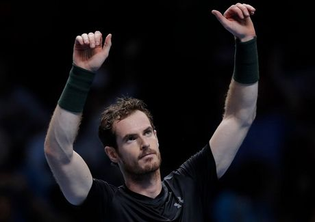 ATP World Tour Finals: Murray 'ha guc nhanh' Marin Cilic - Anh 1