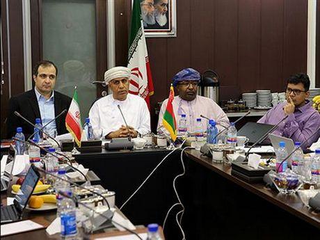 Total, Shell tham gia dam phan du an duong ong dan khi Iran-Oman - Anh 1