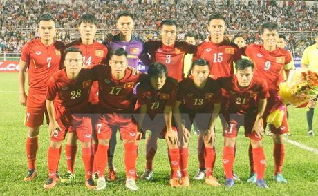 Bao chi quoc te danh gia cao doi tuyen Viet Nam tai AFF Suzuki Cup - Anh 1