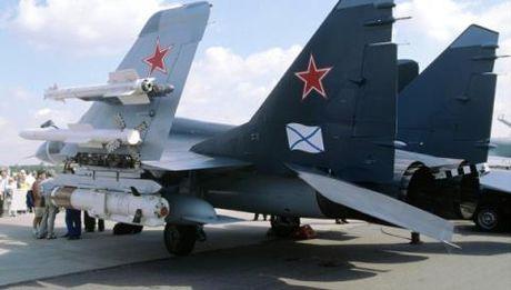 Tai sao MiG-29K roi tu tau san bay Kuznetsov? - Anh 1