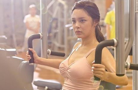 Hoa hau co nhieu canh phim 'vuot rao' nhat Han Quoc - Anh 14