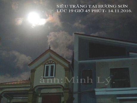 Dan mang hao huc chia se anh sieu Mat Trang o Viet Nam - Anh 5