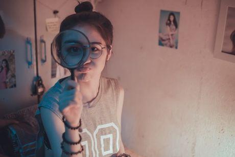 Hoa Minzy 'ba dao' trong phim kinh di dau tay - Anh 8
