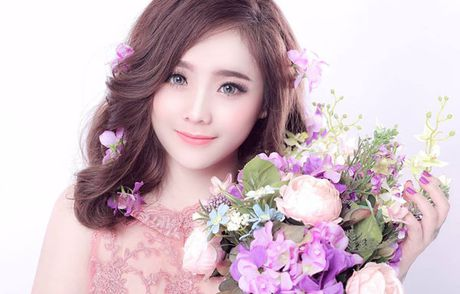 Hot girl xinh dep nhat Bien Hoa gay choang voi thu nhap khung moi thang - Anh 1