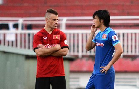 DT Viet Nam siet chat ky luat truoc them AFF Cup 2016 - Anh 1