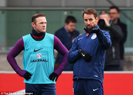 Dinh chan thuong, Wayne Rooney nguy co lo tran dai chien voi Arsenal - Anh 1
