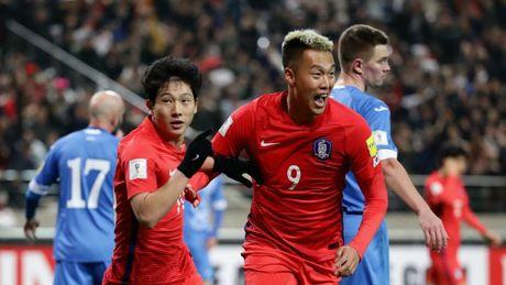VL World Cup: Han Quoc, Nhat Ban toan thang; Thai Lan hoa kich tinh Australia - Anh 1