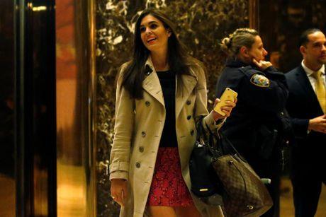Hoat dong ben trong toa Thap Trump o New York - Anh 10
