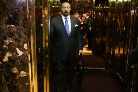 Hoat dong ben trong toa Thap Trump o New York - Anh 7