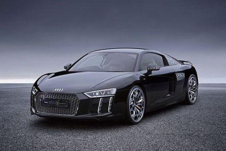 'Doc ban' Audi R8 phong cach Final Fantasy gia 10,8 ty - Anh 1