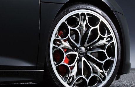 'Doc ban' Audi R8 phong cach Final Fantasy gia 10,8 ty - Anh 3
