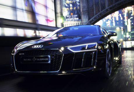 'Doc ban' Audi R8 phong cach Final Fantasy gia 10,8 ty - Anh 5