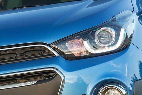 Chevrolet Spark Activ 2017 'chot gia' 391 trieu dong - Anh 3