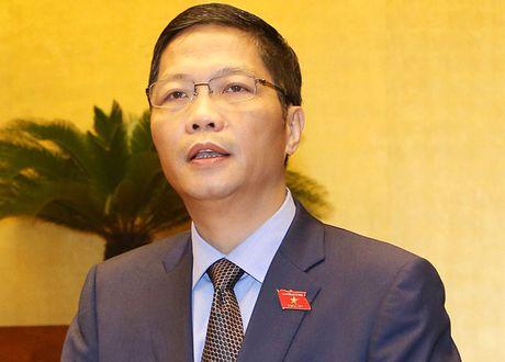 Bo truong Tran Tuan Anh: Se xem xet cho pha san cac du an thua lo - Anh 1