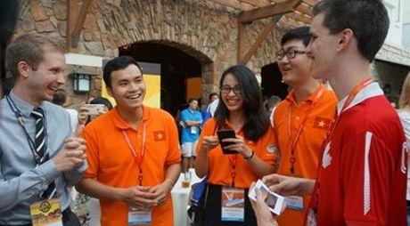 Tang cuong hop tac ve GD&DT giua Viet Nam va Campuchia - Anh 1