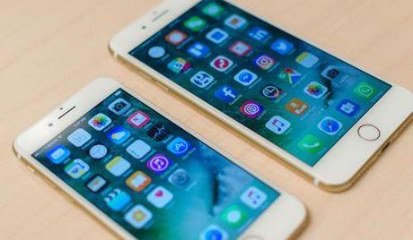 Nhu cau iPhone 7 vuot dinh, doanh so se giam trong nhung thang toi - Anh 1