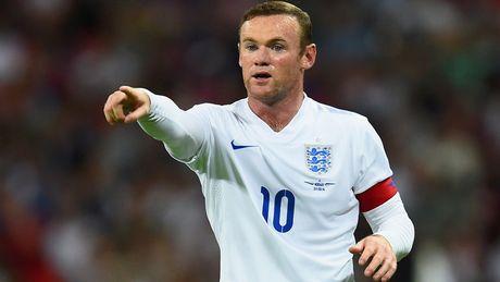 Vua len tuyen, Rooney lai rut lui do chan thuong - Anh 2