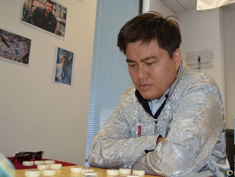 Ky thu Lai Ly Huynh gianh cup bac co tuong Han Tin boi - Anh 1