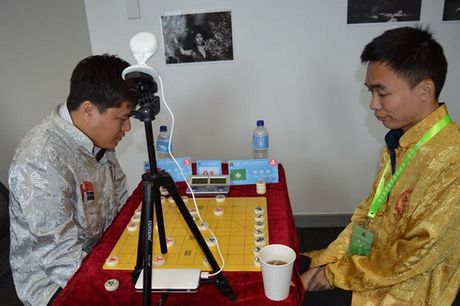 Ky thu Lai Ly Huynh gianh cup bac co tuong Han Tin boi - Anh 2