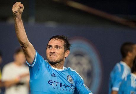 Lampard, Gerrard dong loat chia tay MLS - Anh 1